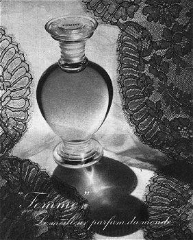 """Les parfums Rochas ..."""" Femme"""" de Rochas"""