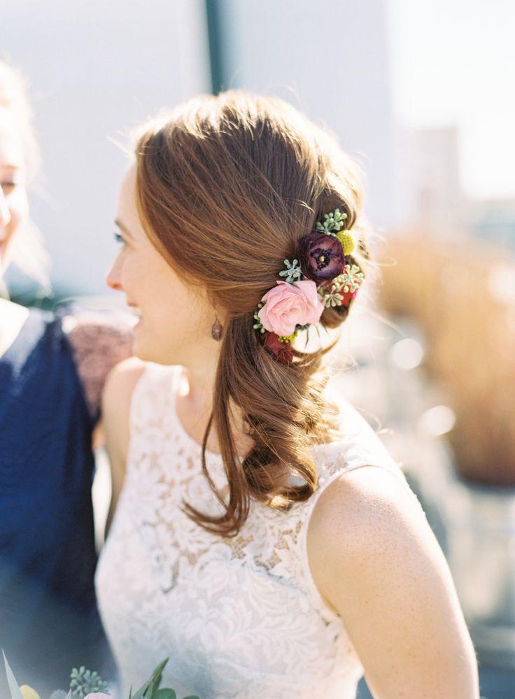 The 25+ best Ponytail wedding hair ideas on Pinterest ...