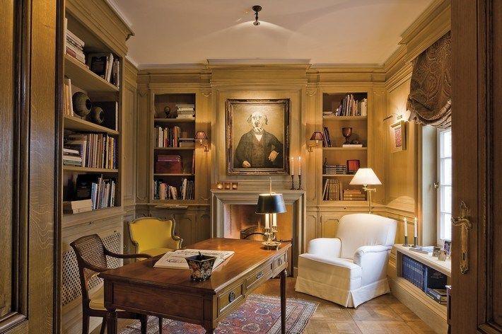 FOTOSPECIAL. Binnenkijken in een stijlvol Engels landhuis - Het Nieuwsblad: http://www.nieuwsblad.be/cnt/dmf20120209_086