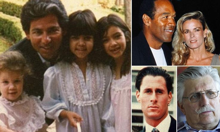 Kardashian dad hid evidence to convict OJ says Fred Goldman #DailyMail