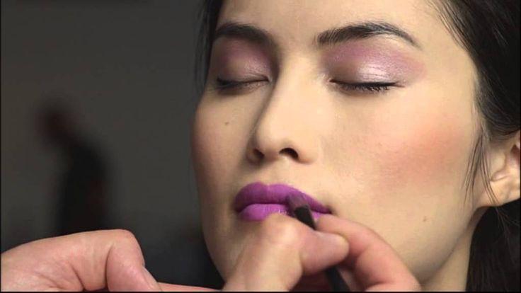 "Make-up tutorial ""Lip intense"""