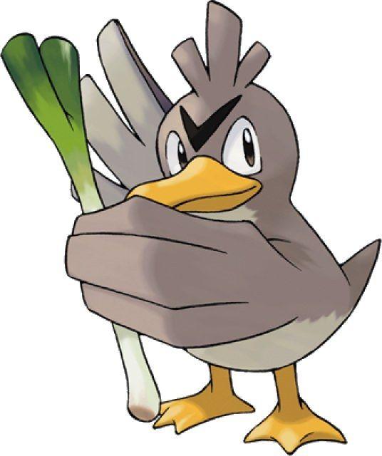 Farfetch'd | The Definitive Ranking Of The Original 151 Pokémon