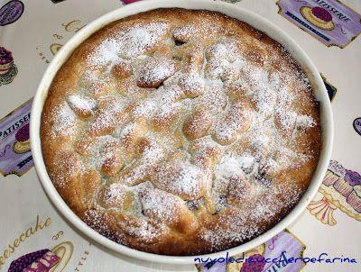 Nuvole di zucchero e farina: PIE ALLE MELE, MORE E MIRTILLI: