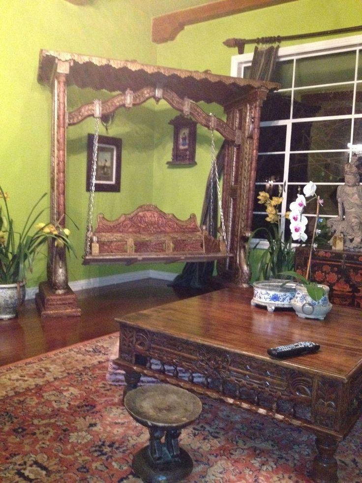 Indoors Swing   Indian Mediterranean And Spanish Style At  Www.tara Design.com