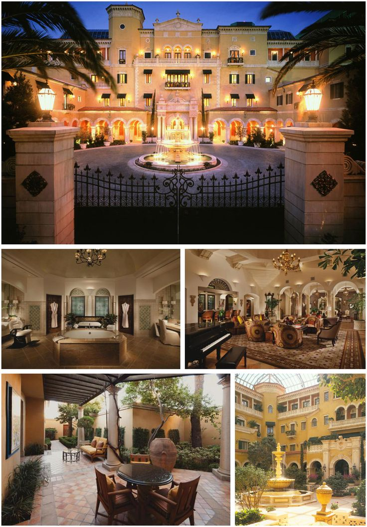 40 Luxurious Grand Foyers For Your Elegant Home: The Exclusive Enclave Of The Mansion At MGM Composed Of 29