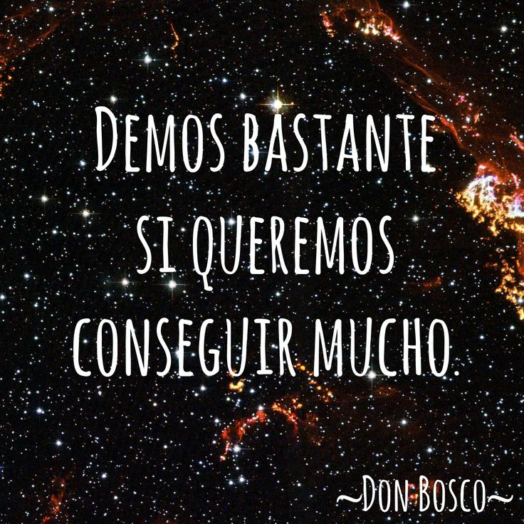 St John Bosco Quotes Education: 112 Best Frases Don Bosco Images On Pinterest