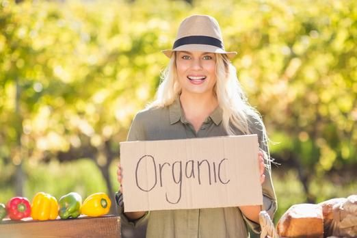 Organic Hair Color dye for Natural hair coloring