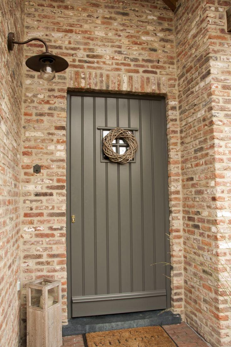 Landelijk - Blondeel - Ramen en deuren in hout, aluminium en pvc. - Eeklo.