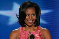 The TV Watch - From Michelle Obama, a Heartfelt Testimonial as the First Helpmate - NYTimes.com