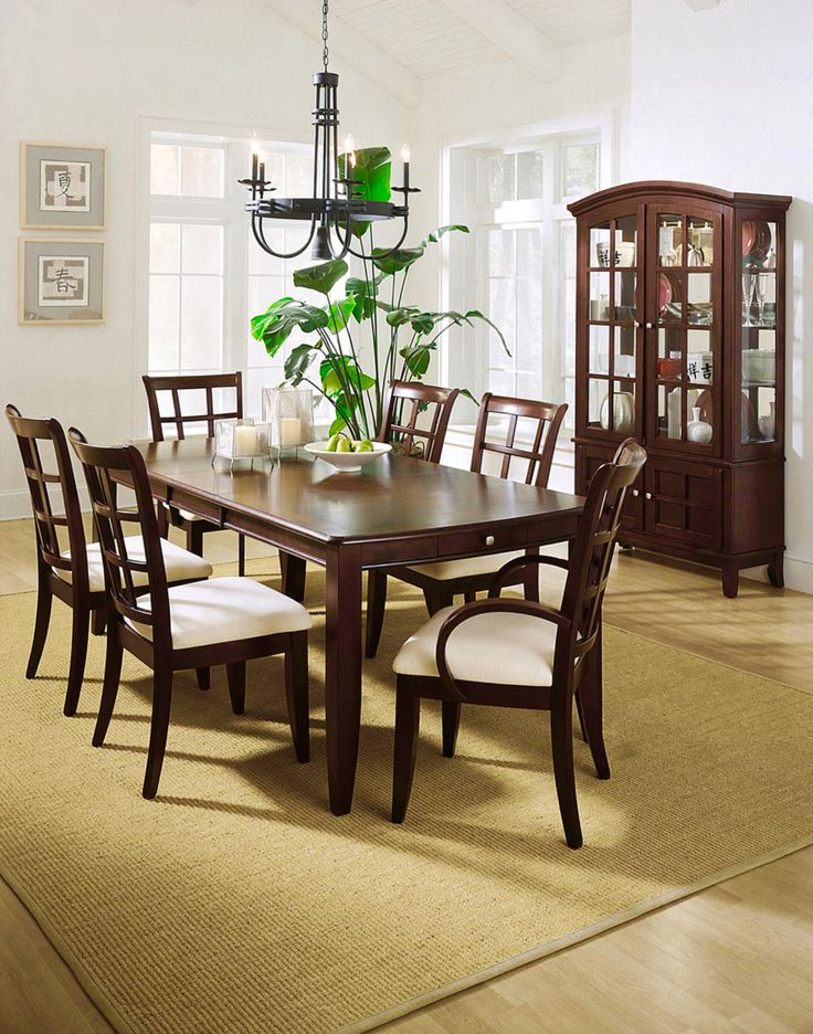 8 Best Dining Rooms Images On Pinterest  Dining Rooms Dining Gorgeous Klaussner Dining Room Furniture Decorating Inspiration