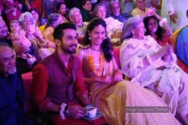 Shahid Kapoor-Mira Rajput: Complete coverage of the wedding