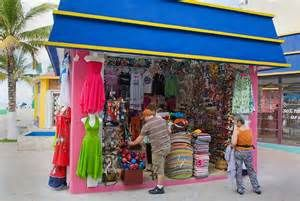 Cozumel Shopping