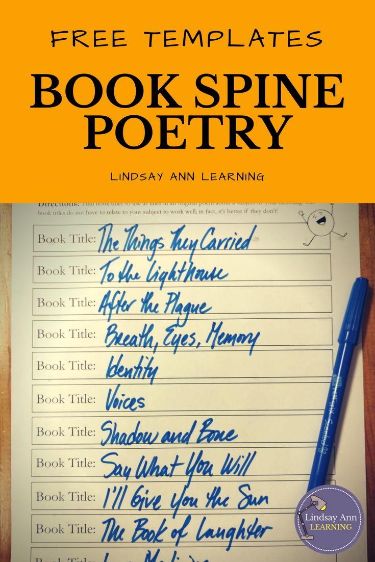 Guide Backbone Poetry Free Useful resource