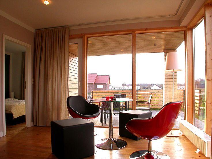 Mein Ostseeferienhaus - Modernes Holzferienhaus an der Ostsee - Zierow