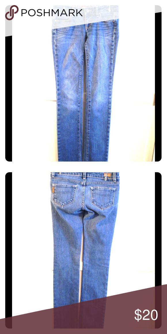 "Paige ""Blue Heights"" straight leg light blue jeans Paige ""Blue Heights"" straight leg light blue jeans Paige Jeans Jeans Straight Leg"