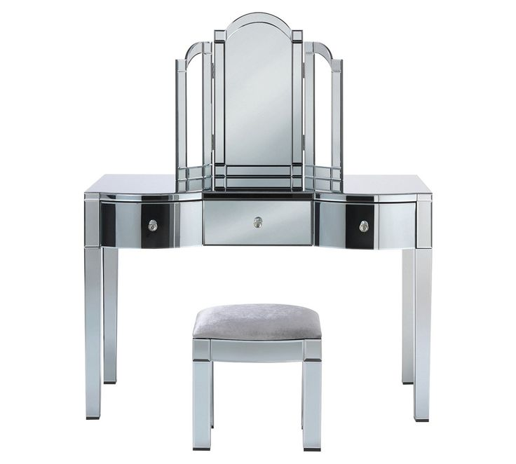 Buy Heart of House Canzano 3 Pce Dressing Table Package - Mirror at Argos.co.uk, visit Argos.co.uk to shop online for Dressing tables, Bedroom furniture, Home and garden