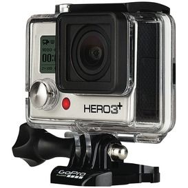 Capture you wildest adventures with the GoPro HERO3 Silver Edition - 20% smaller and 15% lighter than previous models!