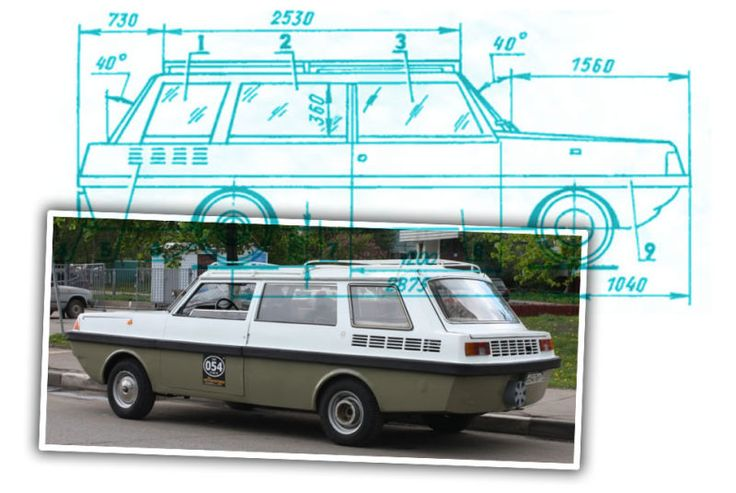 The World's Best Station Wagons Were Developed By One Soviet Dude