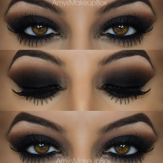 Seductive Smokey Eyes by Trends-Style