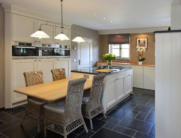 Keuken eiland tafel stopcontact keuken pinterest search and searching - Tafel design keuken ...