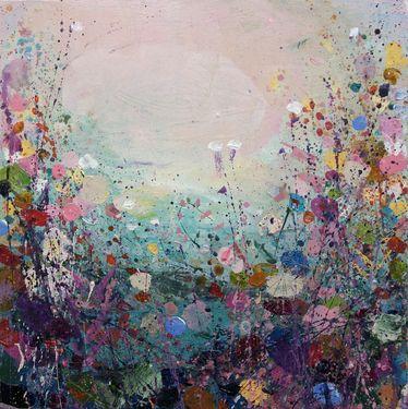 "Saatchi+Online+Artist+Sandy+Dooley;+Painting,+""Blackberry+Autumn++(sold)""+#art"