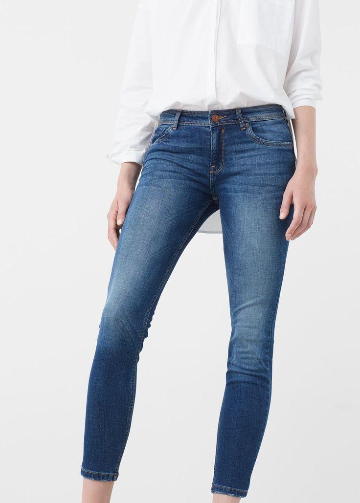 Jean taille basse mery -  Femme | MANGO France