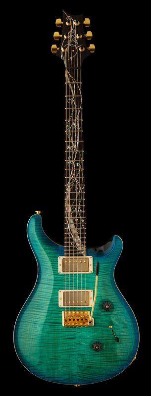 PRS Custom24 TreeofLife guitar