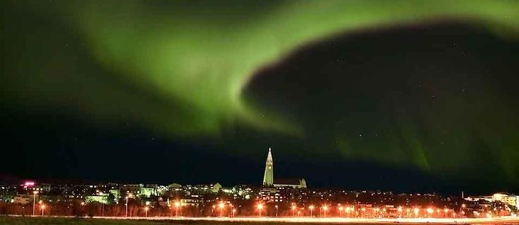 Iceland (Reykjavic Natura hotel)