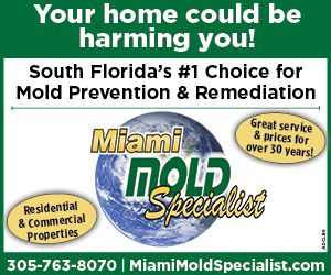 Check out one of Miami #Mold Specialist's new full color #magazine #ads for our exclusive, state of the art #moldinspection, #moldtesting, and #moldremovalservicesinMiami... Call: 1-305-763-8070 http://miamimoldspecialist.com/mold-inspection-remediation-services.php #MiamiBeach #SouthBeach #NorthMiamiBeach #BalHarbor #StarIsland #SoBe #DodgeIsland #VenetianIslands #Bayshore #Midbeach #NorthBeach #Surfside #SunnyIslesBeach #NorthBayVillage #BayHarborIslands #EasternShores #GoldenBeach…