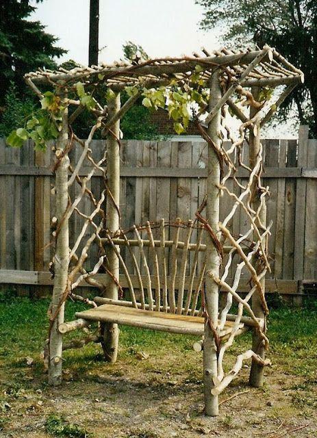 MATIN LUMINEUX: Idées jardin
