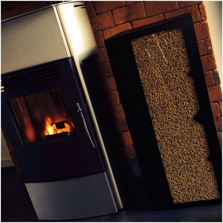 granulebox premier noir intense po les granul s pellet storage ideas pinterest. Black Bedroom Furniture Sets. Home Design Ideas