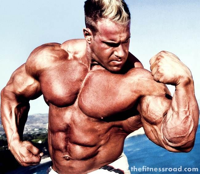 how to build biceps fast