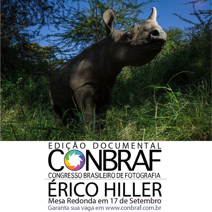 Mesa Redonda com Erico Hiller no Congresso Brasileiro de Fotografia Presencial - www.conbraf.com.br - dia 17 de Setembro