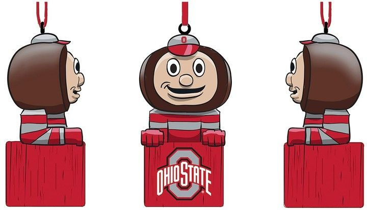 Ohio State Mascot Ornament