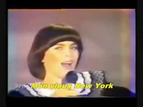 Mireille Mathieu - New York, New York - YouTube