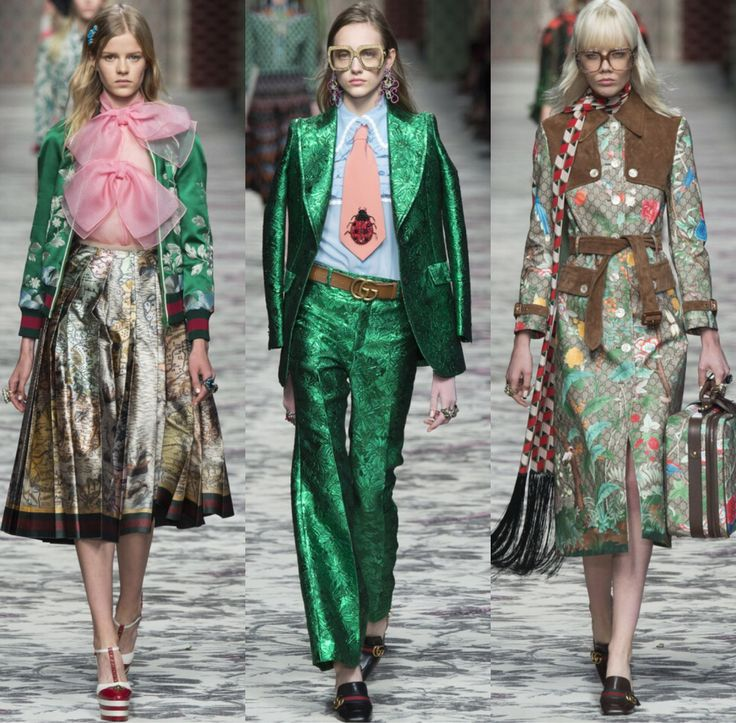 23.01.2016 Having researched the 1970's trend for my First Editorial Shoot at The London College of Style, i immediately felt drawn to the Gucci Womenswear collection for SS16. A beautiful array of...