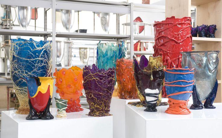 Corsi Design - I vasi di Gaetano Pesce