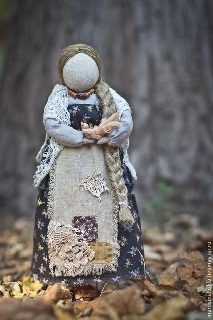 """Народные куклы ручной работы. Ярмарка Мастеров - ручная работа """"Вера..."""". Handmade."""