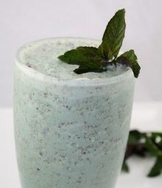 Mint Ice Cream Herbalife Shake Recipe