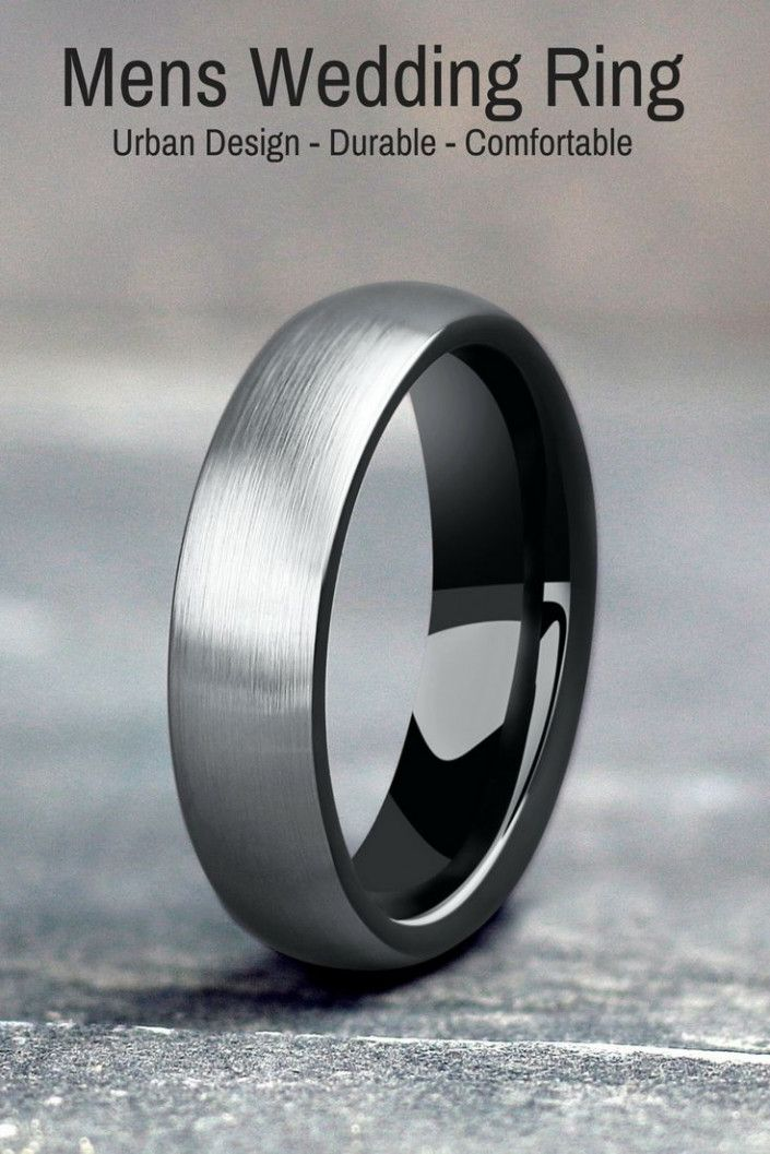 9 Easy Rules Of Cheap Mens Titanium Wedding Bands Cincin