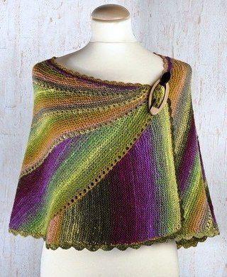 Вязание шали спицами. Описание. &nbs...