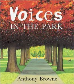 Anthony Browne: Voices in the Park