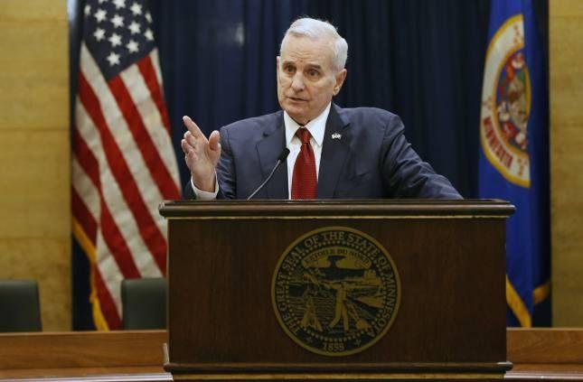 Politics Friday: Dayton says GOP plan cuts too much in taxes  Minnesota Public Radio News http://ift.tt/2oGVETA