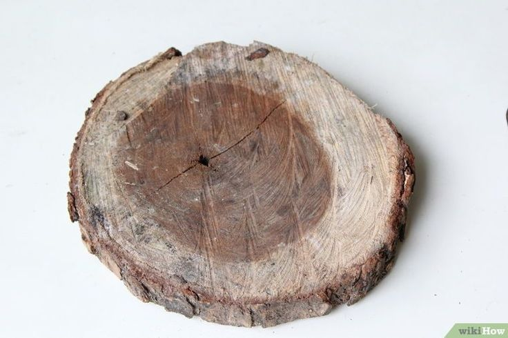 How to Build a Tree Trunk iPod Dock: 1 Step (with Pictures)