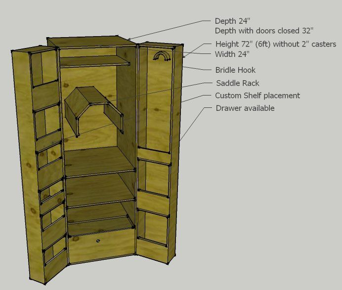 119 best Tack Boxes images on Pinterest | Tack box, Tack trunk and ...