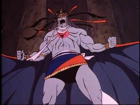 mumra the ever living - Thundercats