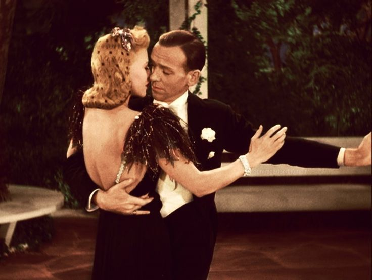 """""""Oh, yes, she was a good dancer… I had to have a part in teaching her, yes…"""" – Fred Astaire, in a 1980 interview for ABC News Corp., responding to questions about whether or not Ginger Rogers was a..."""