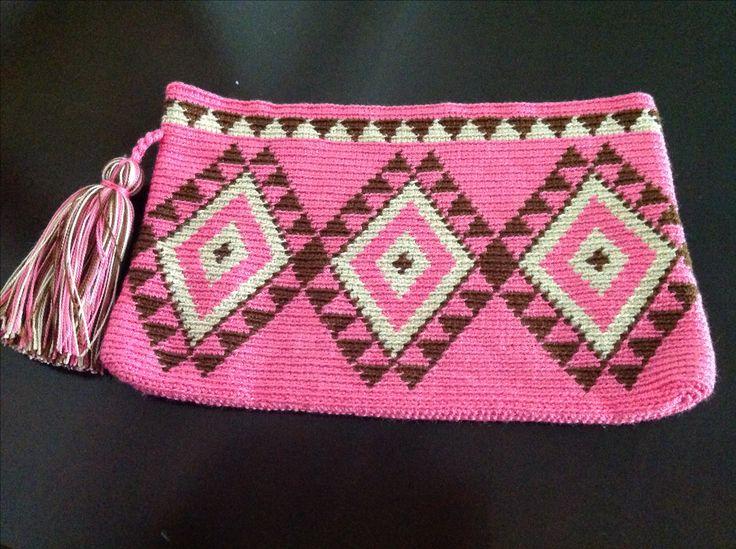 Wayuu Mochila clutch