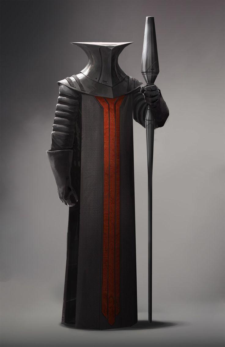 Sentinel / Judge / Priest