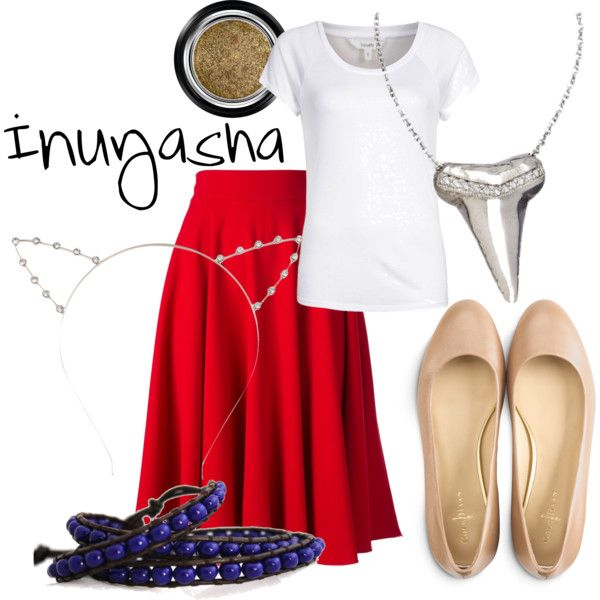 """""""Inuyasha"""" by inaligrimalkin on Polyvore"""